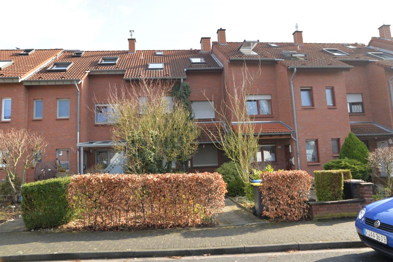 Wohnungen In Köln Holweide